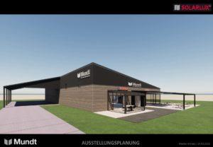 Read more about the article Mehr Platz + mehr Produkte : Unser Neubau entsteht in Oldendorf.