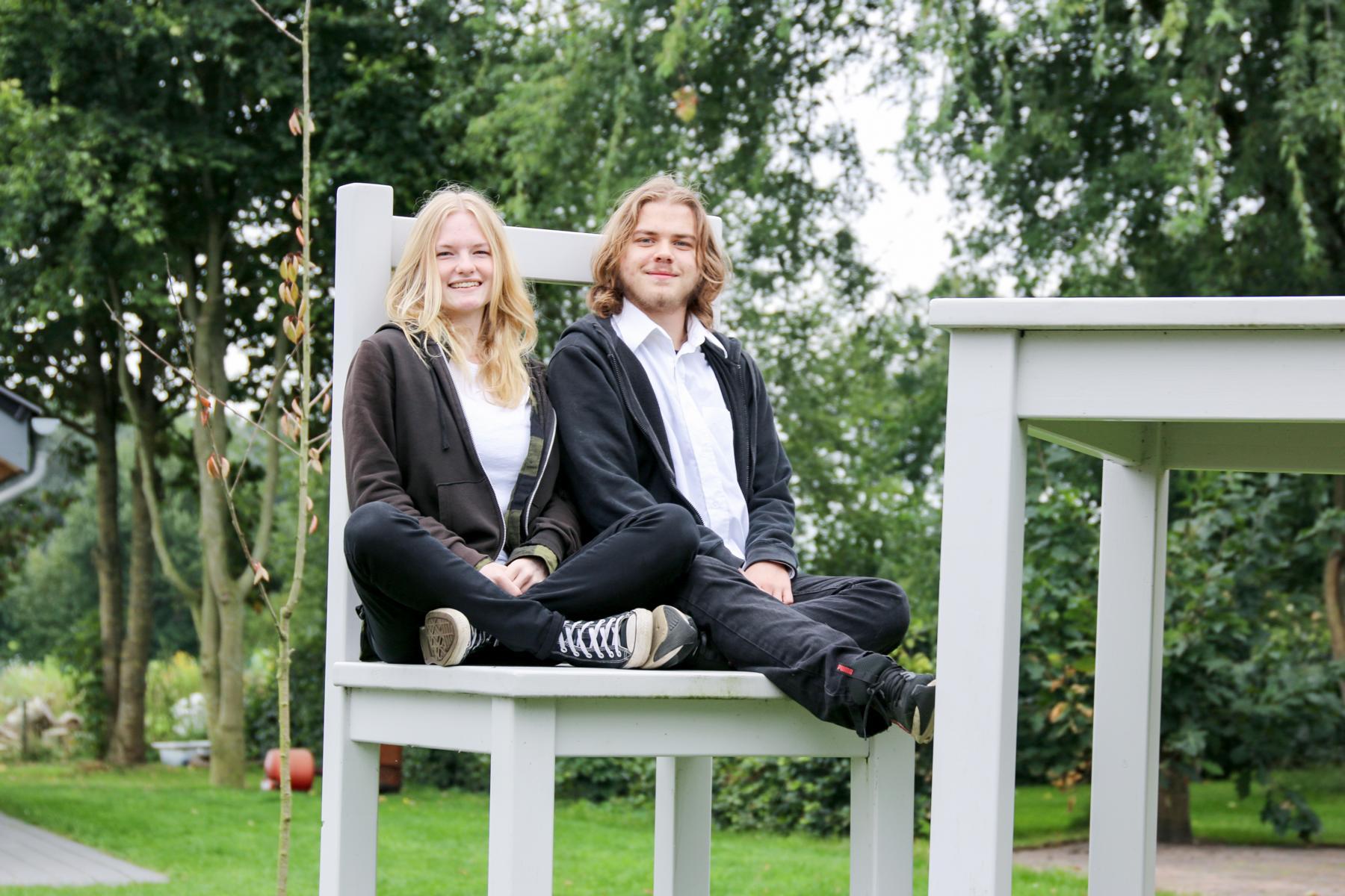 Read more about the article Hallo Sascha und Jana – Unsere Schülerpraktikanten 2021